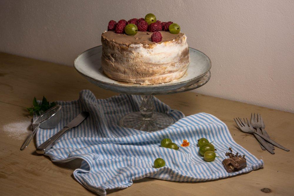 Piškótová torta