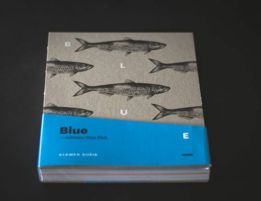 Blue fish book